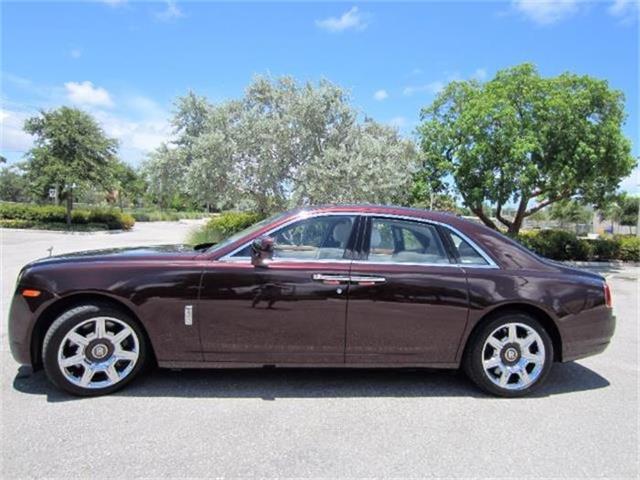 2011 Rolls-Royce Silver Ghost | 884177