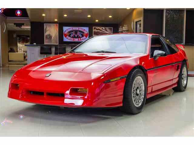 1988 Pontiac Fiero | 884178