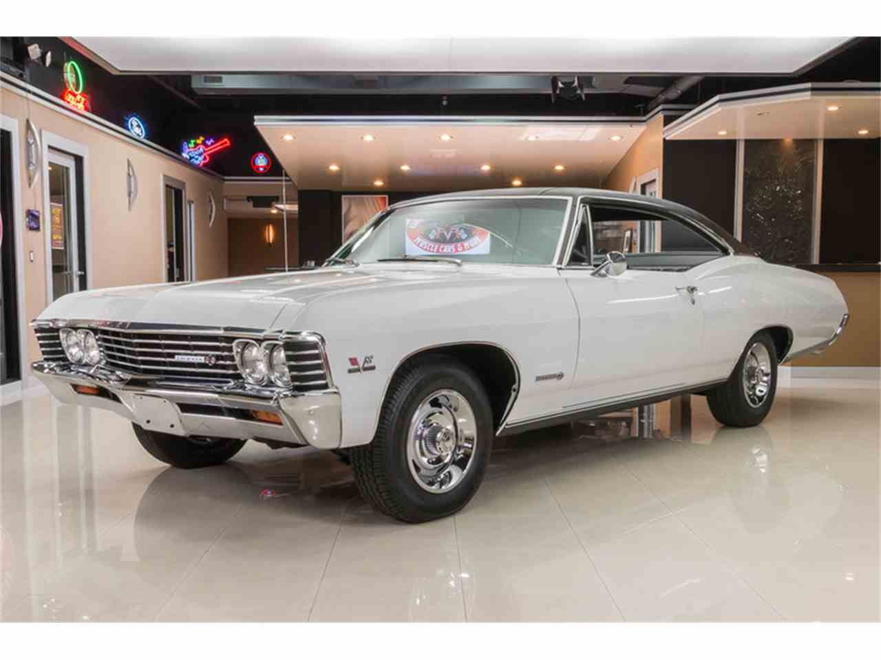 1967 chevrolet impala ss for sale cc 884179. Black Bedroom Furniture Sets. Home Design Ideas