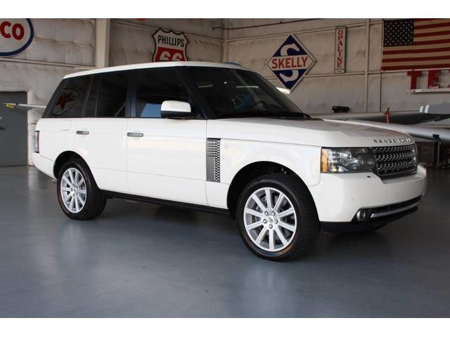 2010 Land Rover Range Rover | 884187