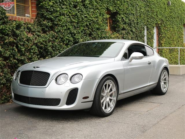 2011 Bentley Continental Supersports | 884189
