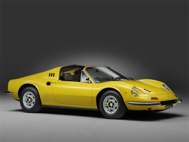 1973 Ferrari Dino 246 GTS RHD E Series | 880419