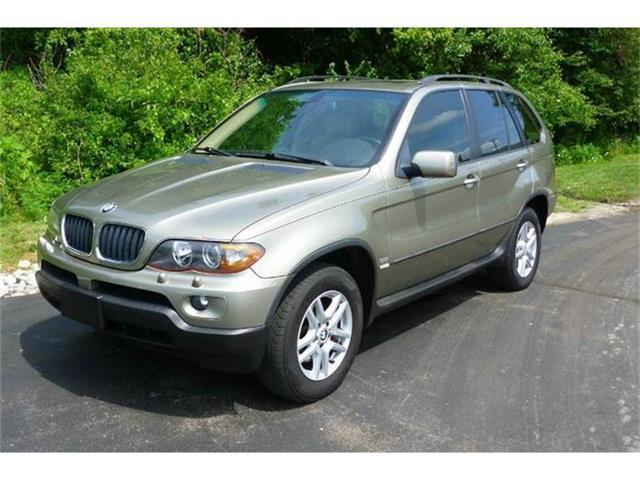 2005 BMW X5 | 884193