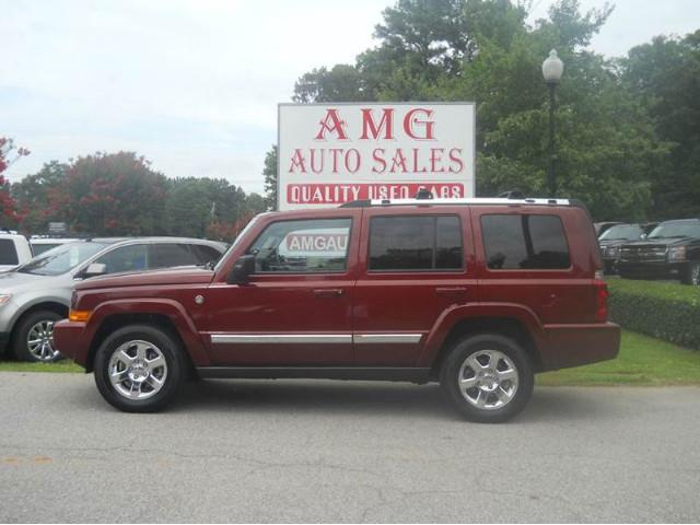 2007 Jeep Commander | 884207