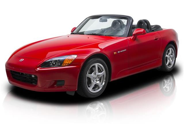 2001 Honda S2000 | 884210