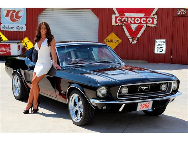 1968 Ford Mustang GT | 884211