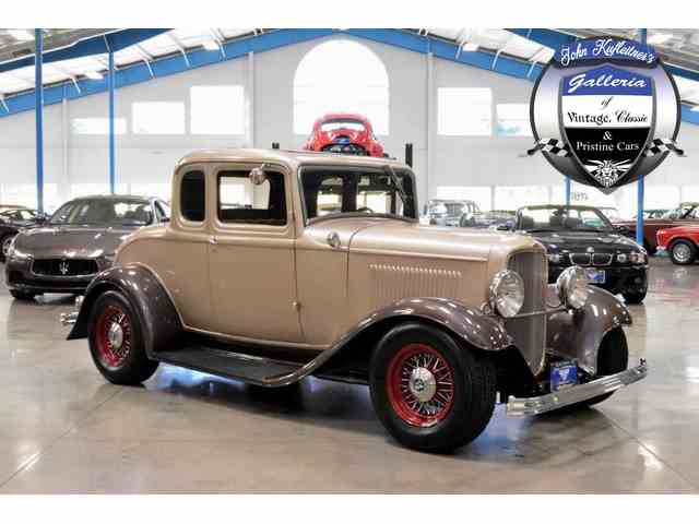 1932 Ford 5-Window Coupe | 884221