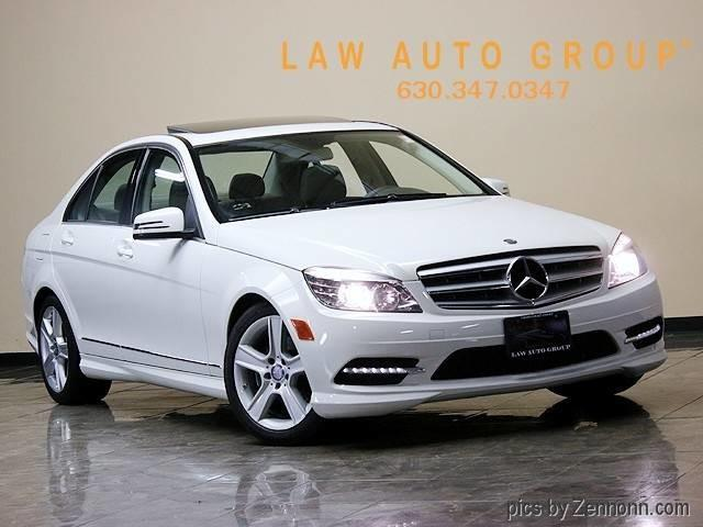 2011 Mercedes-Benz C300 SPORT 4MATIC | 884231