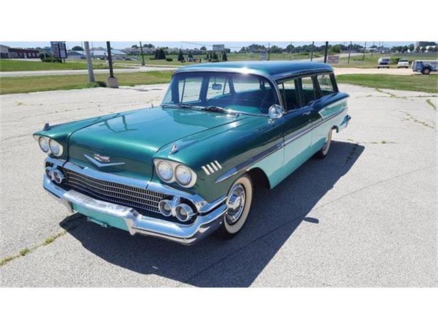1958 Chevrolet Nomad | 884238