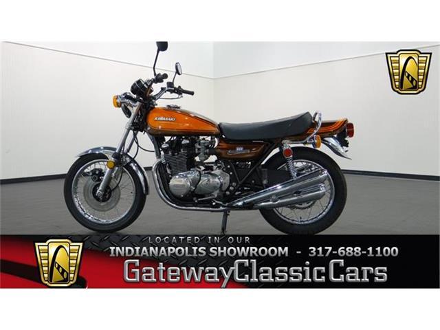 1973 Kawasaki Motorcycle | 884247