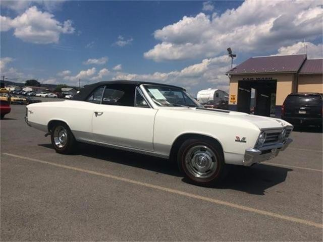 1967 Chevrolet Chevelle | 884249