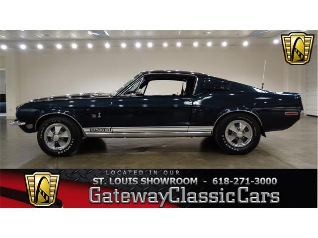 1968 Ford Mustang | 884255