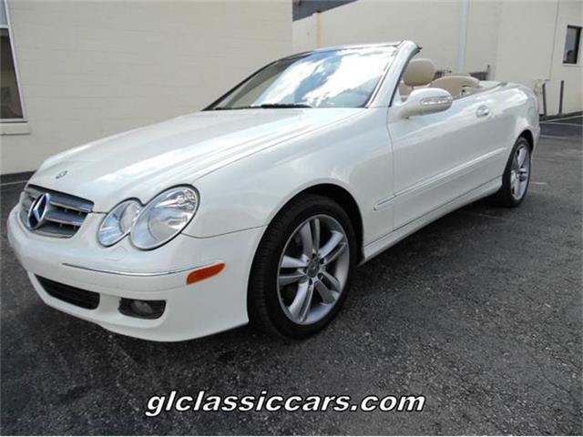 2008 Mercedes-Benz CLK | 884257