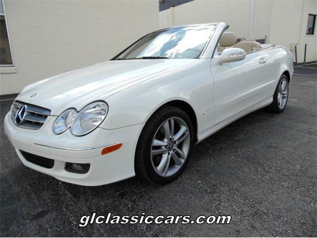 2008 Mercedes-Benz CLK | 884257