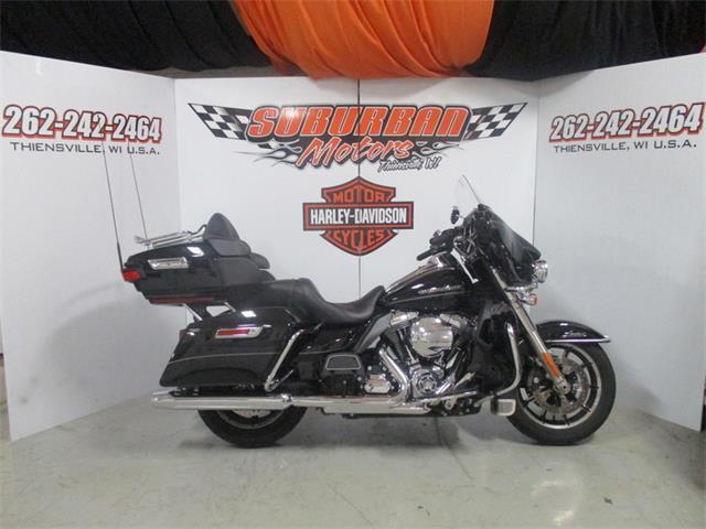 2015 Harley-Davidson® FLHTK - Ultra Limited | 884259