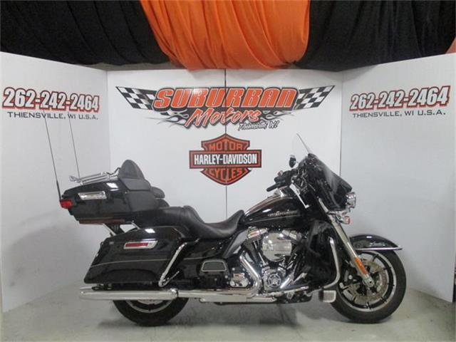 2015 Harley-Davidson® FLHTK - Ultra Limited   884263