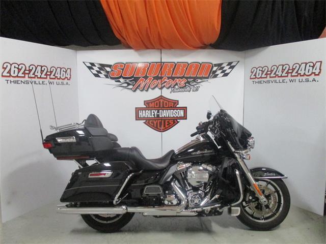 2015 Harley-Davidson® FLHTK - Ultra Limited | 884263