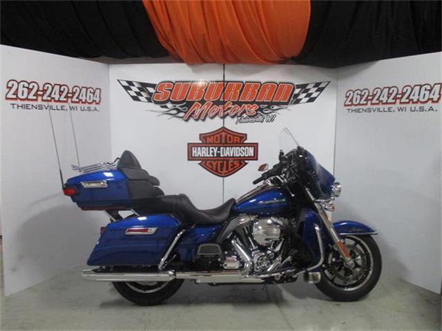 2015 Harley-Davidson® FLHTK - Ultra Limited   884268