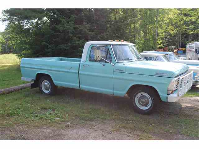 1968 Ford F100 | 884271