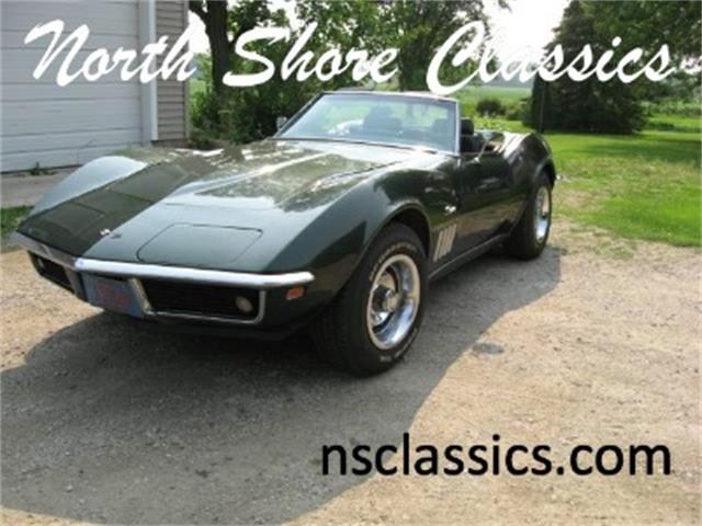 1969 Chevrolet Corvette | 884277