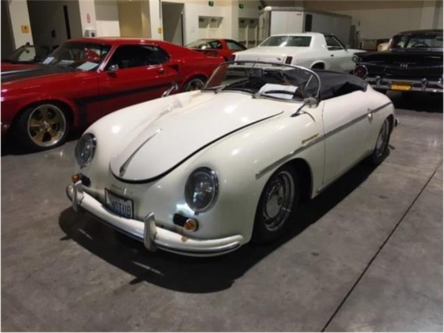 1957 Porsche Speedster | 884279