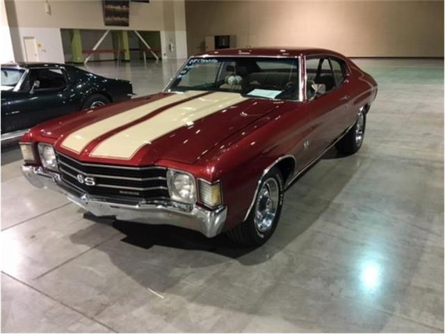 1972 Chevrolet Chevelle | 884281