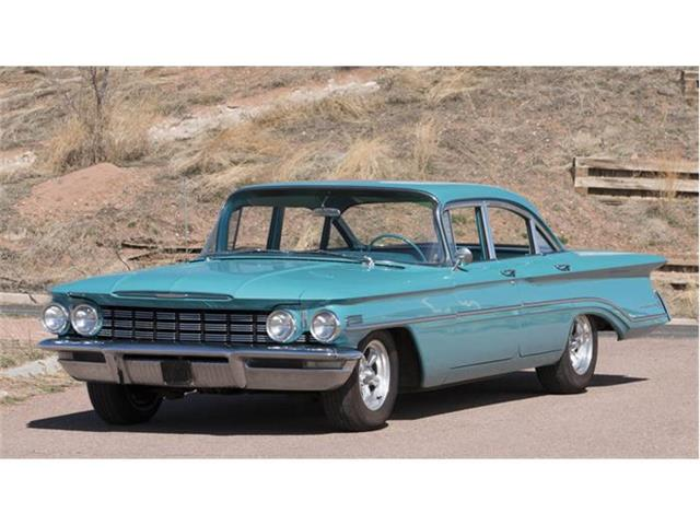 1960 Oldsmobile Dynamic 88 | 884286