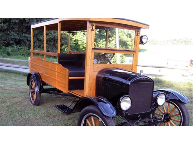 1923 Ford Model T | 884296