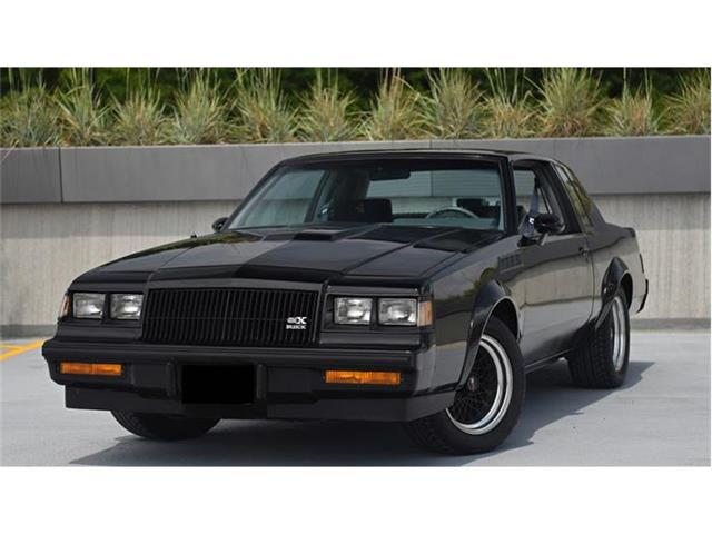 1987 Buick GNX | 884299