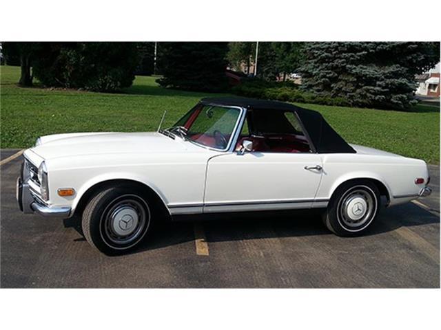 1968 Mercedes-Benz 280SL | 884306