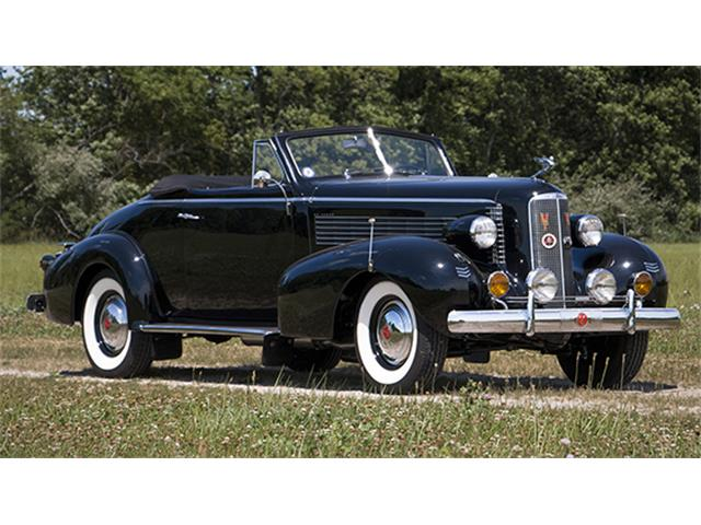 1937 LaSalle Sport Coupe | 884307