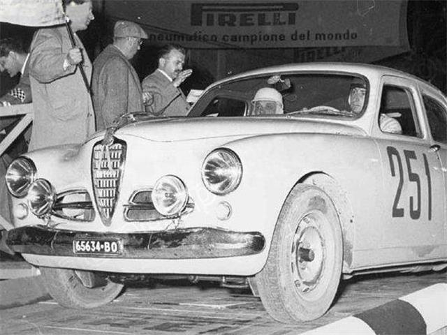 1954 Alfa Romeo 1900TI - Fantuzzi/Fancelli | 880431