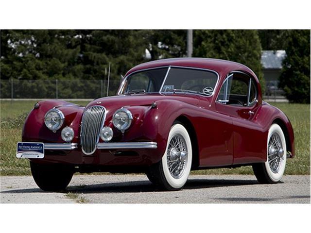 1953 Jaguar XK 120 Fixed Head Coupe | 884310