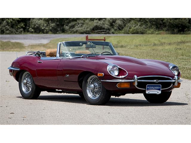 1971 Jaguar E-Type Series II 4.2 Roadster | 884311