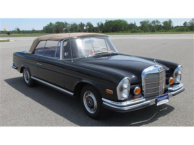 1966 Mercedes-Benz 250SE Cabriolet Conversion | 884313