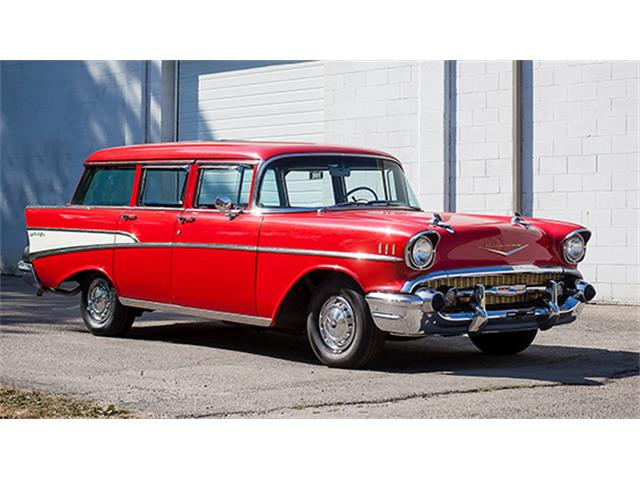 1957 Chevrolet Bel Air Townsman Station Wagon | 884314