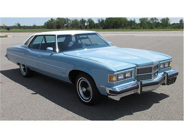 1975 Pontiac Bonneville Hardtop Sedan | 884315