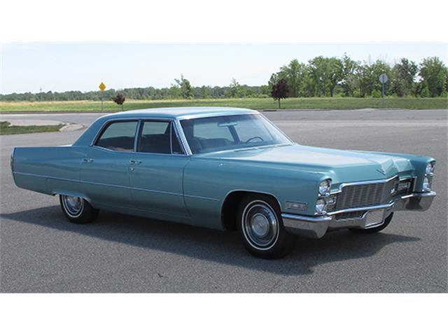 1968 Cadillac Sedan DeVille | 884317