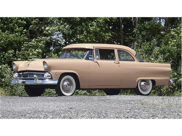 1955 Ford Customline Tudor Sedan | 884321