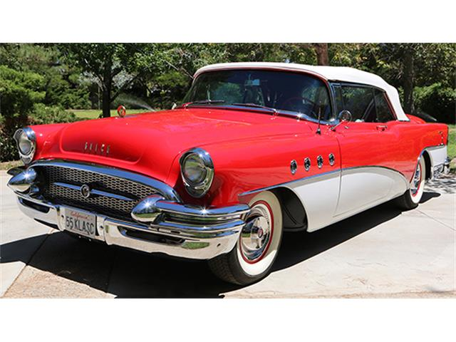 1955 Buick Roadmaster | 884322