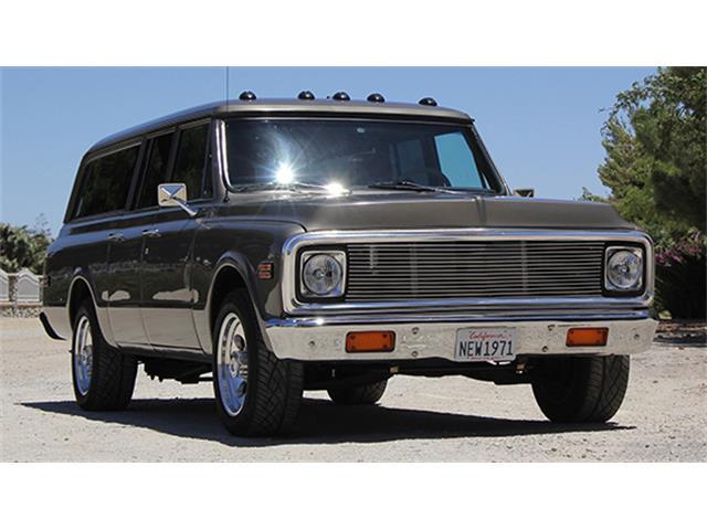 1971 Chevrolet Suburban 3/4-Ton Custom | 884325