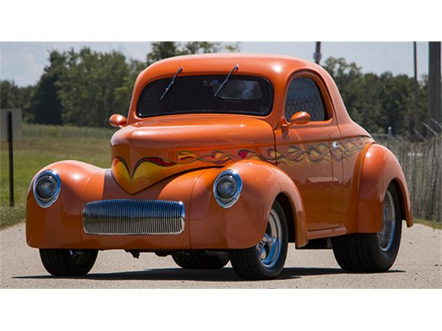 1940 To 1942 Willys Coupe For Sale On Classiccars Com 26