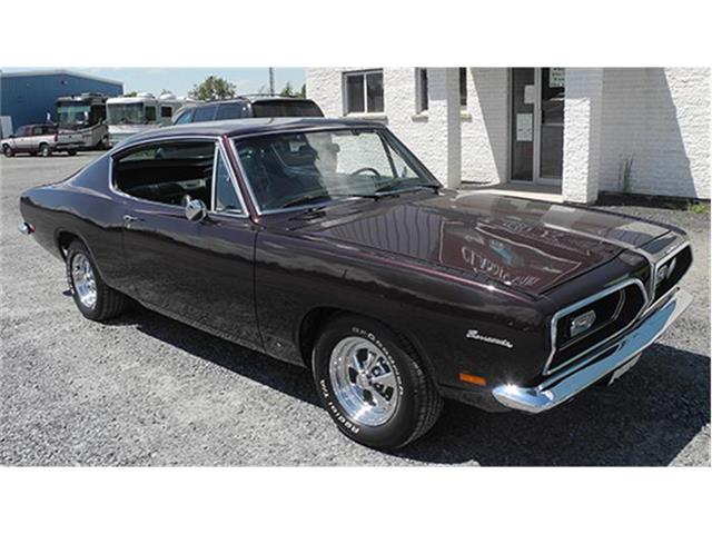 1969 Plymouth Barracuda Sports Hardtop | 884330
