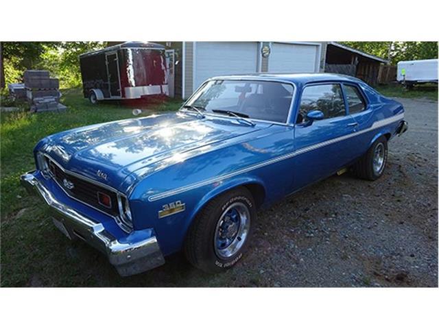 1974 Chevrolet Nova SS | 884331