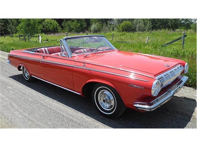 1963 Dodge Polara | 884336