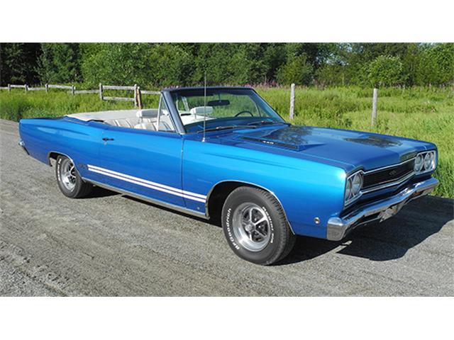 1968 Plymouth GTX | 884338
