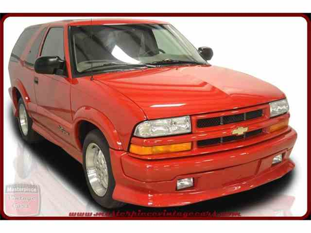 2001 Chevrolet Blazer | 884340