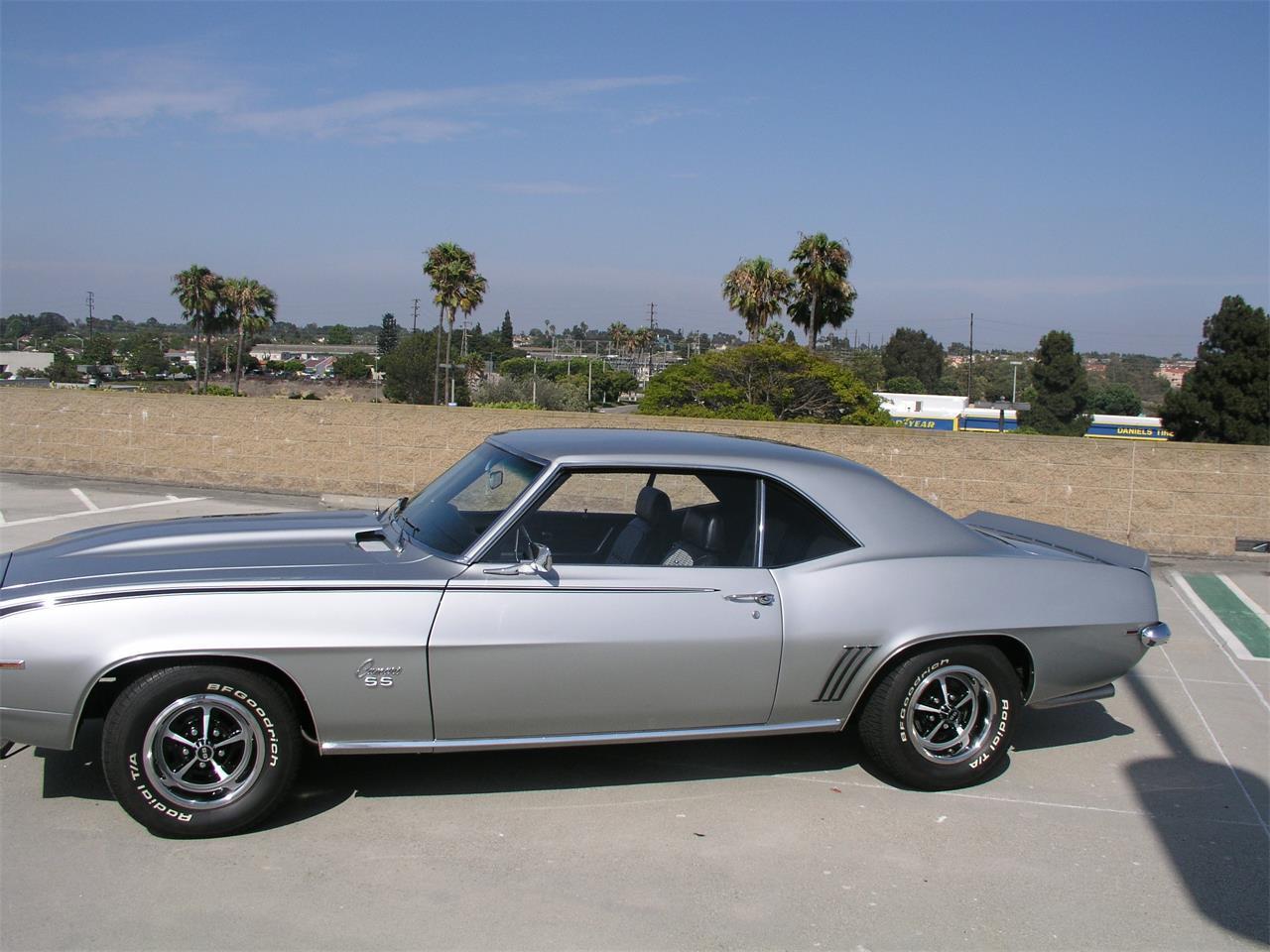 1969 chevrolet camaro ss for sale 2095102 autos post. Black Bedroom Furniture Sets. Home Design Ideas