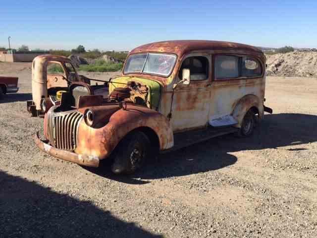 1946 Chevrolet Suburban | 884346