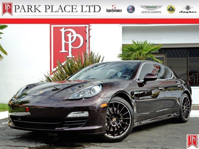 2013 Porsche Panamera | 880435